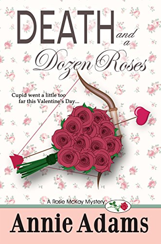 Death and a Dozen Roses Book Cover