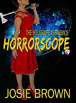 The Housewife Assassin's Horrorscope Book Cover