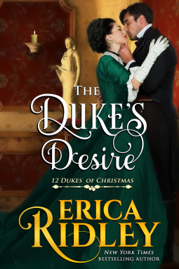The Duke's Desire Book Cover