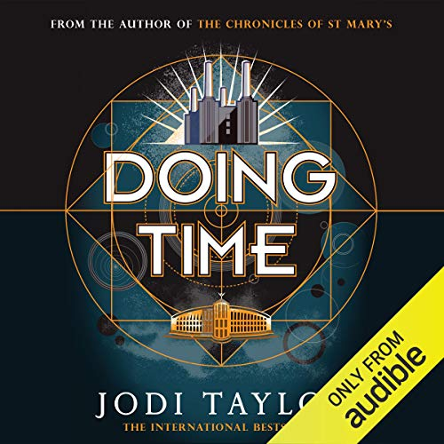 Doing Time Book Cover