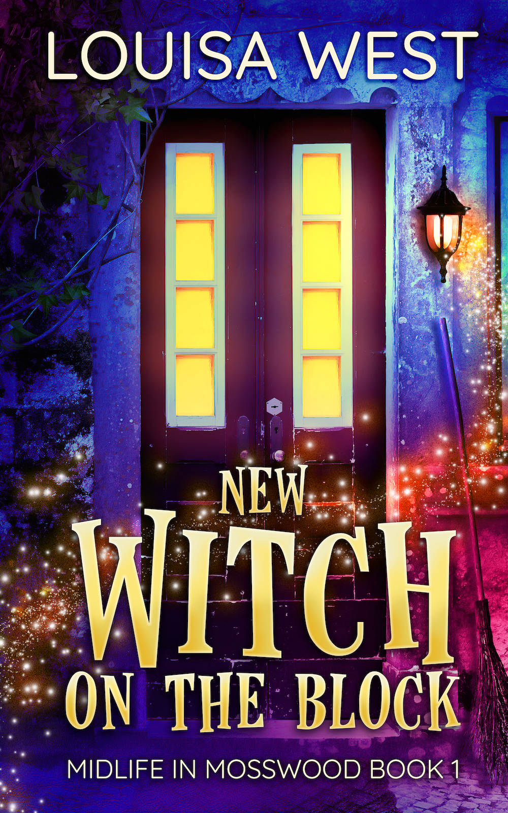 New Witch on the Block Book Cover